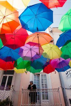 Festival Agitágueda 2015 - Umbrellas