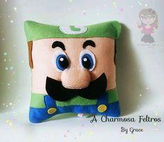 Cojin Luigi!
