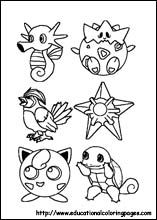 Coloring Pages For Kids Pokemon coloring pages