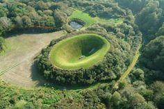 Iris Sky Garden Crater