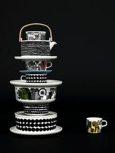 Marimekon klassikko: Oiva-astiat