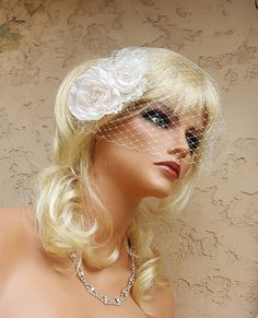 Check out this item in my Etsy shop https://www.etsy.com/listing/251473072/accessoriesfascinator-wedding-hair-clip