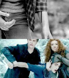 """artieross: """"  Twilight Saga Meme  » Favorite Scenes [2/10] """"Eclipse, The Sacrifice. """" """""""