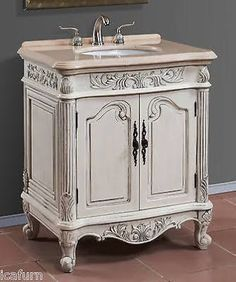 drawers white base with bathroom vanity inch