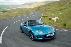 Limited-Edition Mazda MX-5 Miata Sport Graphite Debuts for U.K. - MotorTrend WOT