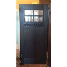 This Craftsman Fiberglass Front Door would be a great option if you're looking for less glass for more privacy, less maintenance & good quality. -Fiberglass resist denting,rusting & rotting -obscure double pane insulated tempered glass -safety & energy efficient  For more info please give us a call or stop by & visit our showroom. Thank you   #homeimprovement #frontdoor #houston #houstontx #texas #fiberglass #wood #homeremodeling #houstonremodeling #houstonhomes #houstondeals…