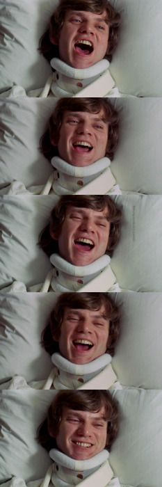 just watched a bunch of young Malcolm McDowell movies. im in love!