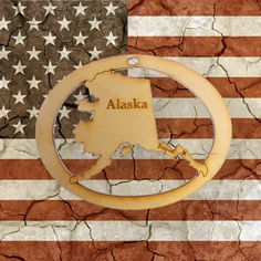 Handcrafted Alaska Christmas Decorations and Souvenirs!