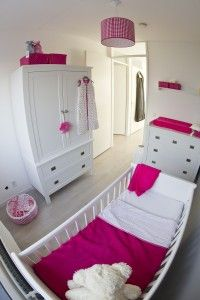 Kinderkamers on pinterest girl rooms kids rooms and ikea hacks - Baby slaapkamer deco ...