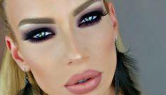 Макияж смоки айс (51 фото) Beauty Tips For Hair, Beauty Hacks, Hair Beauty, Bombay Hair Extensions, Black Smokey Eye, Smokey Eye Tutorial, Dark Eyes, Brown Eyes, Everyday Makeup