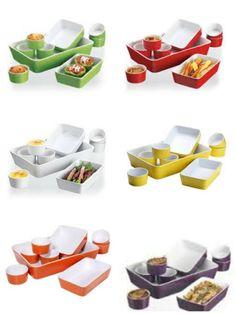Pick your color 9 Piece Embossed Ring Bakeware Set Giveaway - Brunch Time Baker