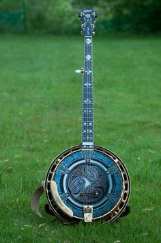 Banjo Art. I need this. Now.