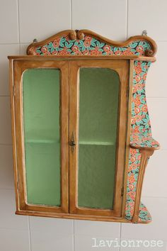 old furniture  with fabric