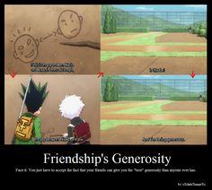 Friendship's Generosity by xXdarkXmageXx.deviantart.com on @DeviantArt