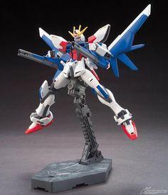 Gundam Build Strike