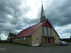 L'Ascension-de-Patapédia (église L'Ascension), Québec, Canada (47.933269, -67.249410)