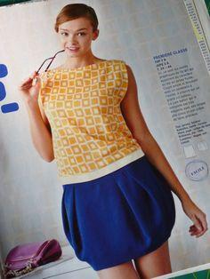 Facile Boule boule Jupe Petite Couture Patron Jupe Patron Couture jupe Couture q1wz7