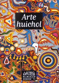 huichol yarn painting - see pins under this subject