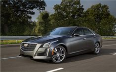 """As published in the 2017 Auto GuideThis is the CTS, which paves the way to a new range of vehicles at Cadillac. Let""""s go back. For decades, Cadillac had symbolizes luxury and success. But multiple crises at General Motors had pushed the division into the shallows while German manufacturers dominating this niche and profit taking.   #auto #autoes #car #cars guide #The Car Guide Online Guide 2017 Cadillac CTS 2017: The one that opened the way #the cars"""
