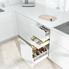 Kitchen Sets, Kitchen Dining, Modern Country, Küchen Design, Kitchen Interior, Shoe Rack, Home Kitchens, Sweet Home, New Homes