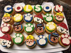 Paw Patrol Cupcakes                                                                                                                                                                                 More
