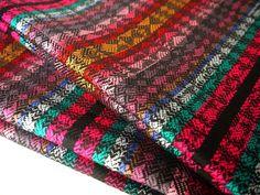 South American Fabric Peruvian Fabric by the Yard by sweetllamasupplies, $18.00