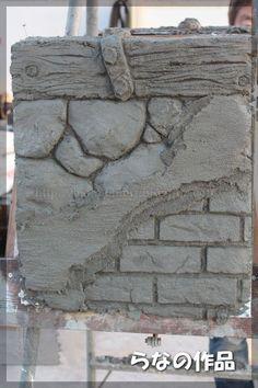 9 Ideas De Paredes De Piedra De Imitación Paredes Piedra Muros Cemento