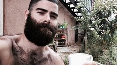 Hairy Men Heaven
