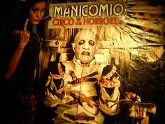 Manicomio. Circo de los Horrores