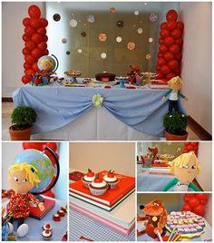 Charlie & Lola- more decoration ideas