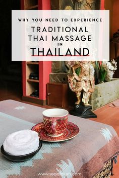 Getting a Thai massage is the best thing to do in Thailand.  How to get a good Thai Massage in Thailand and what to expect!  Plus all my favorite massage places in Bangkok Thailand.  #thailand #massage #bangkok #travel #spa