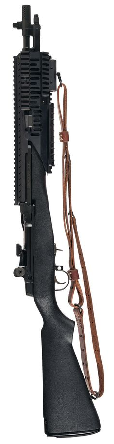 Springfield Armory M1A Socom II Semi-Automatic Rifle
