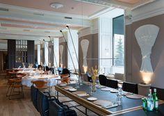 Ресторан русской кухни в Москве
