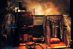A Streetcar Named Desire. The Cleveland Playhouse. Todd Rosenthal, set design.