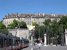 The transport system was first class in Geneva