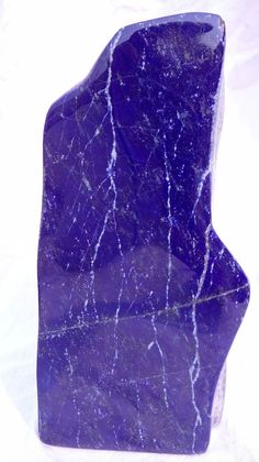 Lapis Lazuli 930 Gram Unique shape Beautiful  Deep Blue Tumble @ Afghanistan