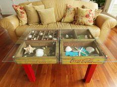 DIY Glass Table Ideas