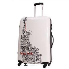 suitecase new york!!!  http://www.e-walizki.pl/produkt/walizka-saxoline-nyny-whitesrednia-67cm.html