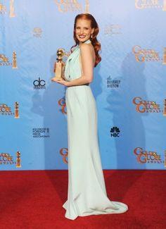 92bf55c4ede Golden Globes 2013  Auf dem Roten Teppich der