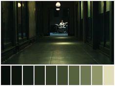 ": ""Whiplash"" (2014). •Directed by Damien Chazelle •Cinematography: Sharone Meir •Production Design: Melanie Jones"