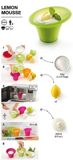 The ONE MINUTE cake! Kitchen gadget creates home baked desserts in a microwave   Mail Online