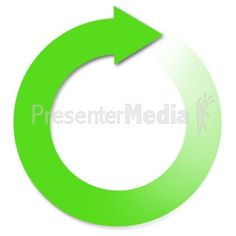 Green Reuse Arrow - Signs and Symbols - Great Clipart for ...