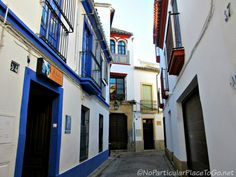 street scene - Cordoba, Spain photo by No Particular Place To Go