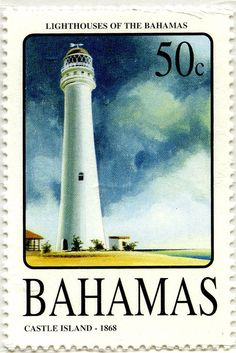 Faros (II): Faro Castle Island, Bahamas 2005