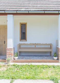 Mese a Csodaházról, avagy egy hartai sváb parasztház új élete Outdoor Spaces, Outdoor Decor, Cottage Homes, Home Projects, Future House, Pergola, Entryway, Inspiration, Corner