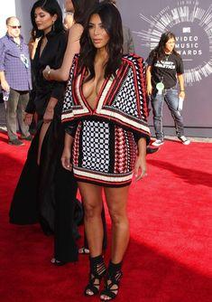 Kim Kardashian at the 2014 MTV Video Music Awards