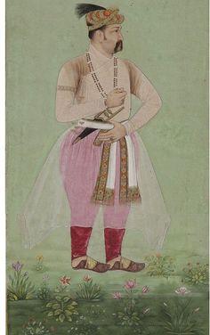 Mirza  Daniyal son of Akbar-e-Azam
