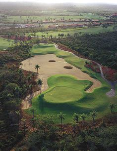 Guavaberry Golf & Country Club in Dominican Republic