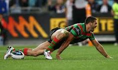 GREG INGLIS CRAWL #RABBITOHS Rugby League, Rugby Players, Australian Football, Pose Reference, Finals, Bunnies, Sydney, Larger, Competition