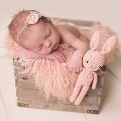 Little baby bunny 💕